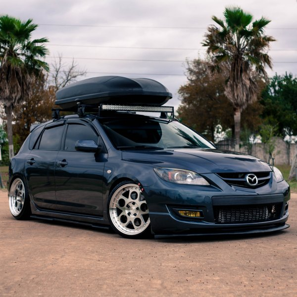 For Sale 2008 Mazdaspeed 3 Wheels: Images, Mods, Photos, Upgrades — CARiD.com Gallery