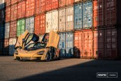 Dramatic Appearance of McLaren 720S Accentuated with Contrasting Elements