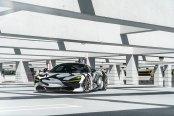 McLaren 720S Takes Advantage of Custom Camo Wrap