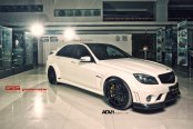 M3 Killer - Mercedes C63 AMG on ADV1 Custom Rims