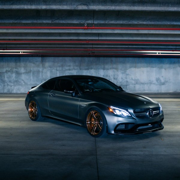 Mercedes C350 Coupe >> Custom 2015 Mercedes C Class | Images, Mods, Photos, Upgrades — CARiD.com Gallery