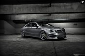 Silver Bullet: Aftermarket Parts Detected on Mercedes CLA Class