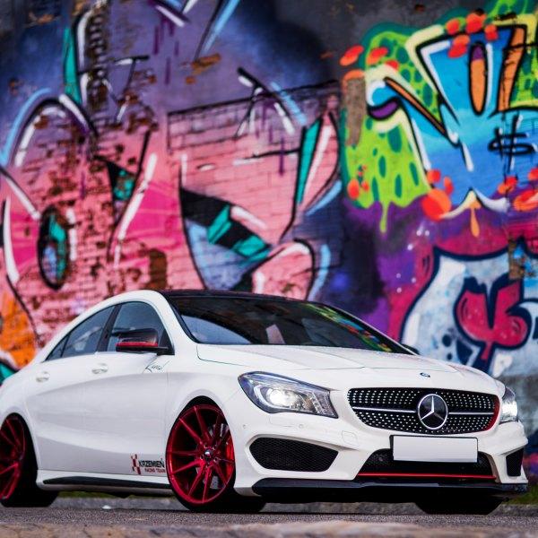 Images Mods Photos Upgrades: Custom 2017 Mercedes CLA Class
