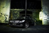 Tuning Kings Reimagine Black Mercedes E Class