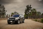 Superb Black Mercedes GL-Class Taken to Another Level with Custom Parts