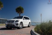 Deluxe Apprearance of Mercedes GL Class on Custom Rims