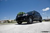 Luxury Visual Tweaks on Mercedes GLK350
