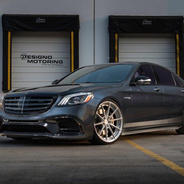 Custom 2018 Mercedes S Class
