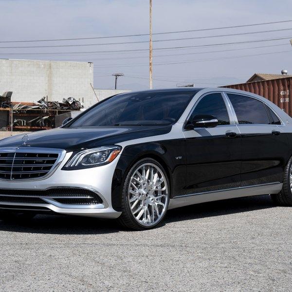 Custom Mercedes S Class Images Mods Photos Upgrades Carid Com Gallery