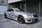 Tunerworks Performance Puts Its Hands on Silver Mercedes SL Class