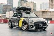 Pro Sport Reimagines Gray Mini Cooper S