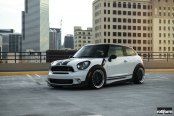 Stylish Mini Paceman Gets Some Custom Touches and Beautiful Rotiform Rims