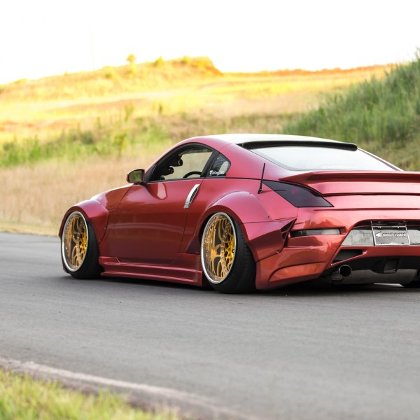Custom 2003 nissan 350z images mods photos upgrades gallery - Nissan 350z modified ...