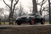 Black and Red Beauty: Bespoke Nissan 370Z Nismo