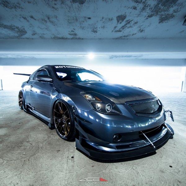 Custom 2010 Nissan Altima Images Mods Photos Upgrades Carid