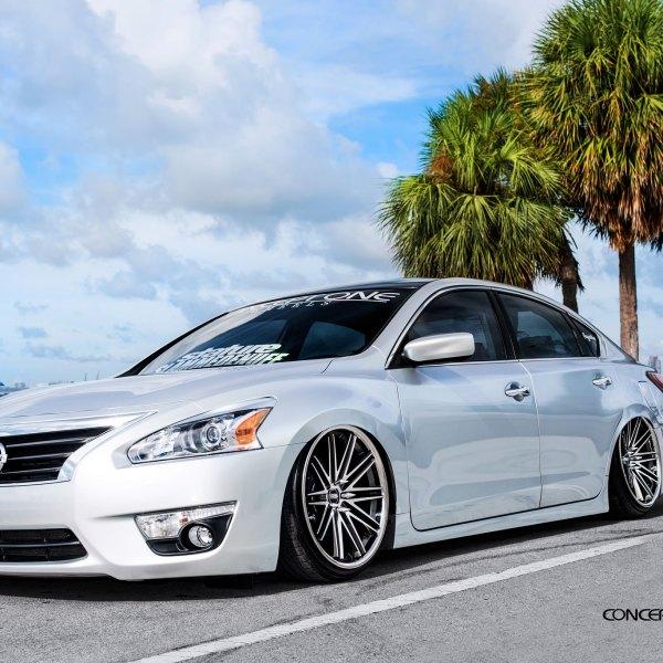 Custom 2013 Nissan Altima Images Mods Photos Upgrades Carid
