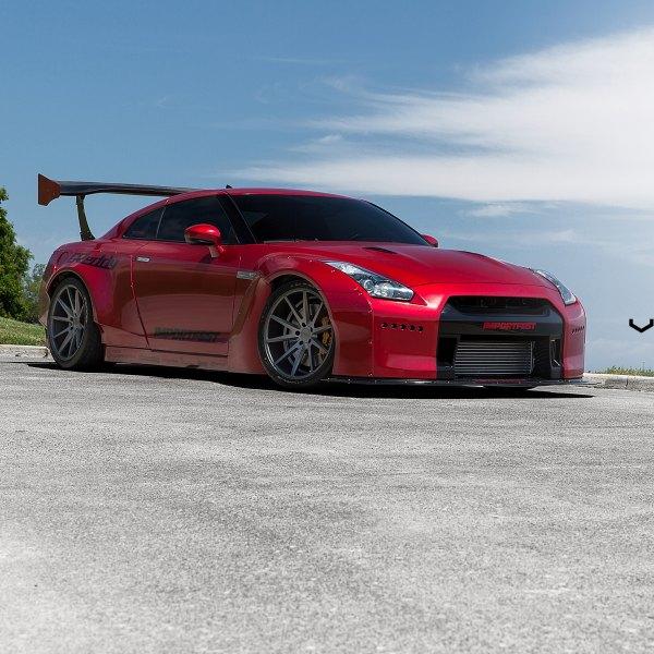 Custom 2017 Nissan Gt R Images Mods Photos Upgrades Carid Com Gallery