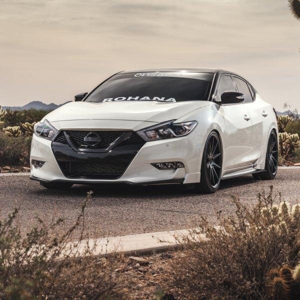 Custom Nissan Maxima >> Custom 2018 Nissan Maxima Images Mods Photos Upgrades