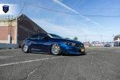 Stanced and Sporty: Nissan Maxima Shod in Chrome Rohana Wheels