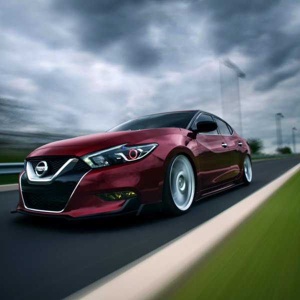 Custom 2017 Nissan Maxima Images Mods Photos Upgrades
