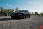 Dark Side of Black Pontiac GTO with Stylish Accessories