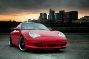 Lapping in Luxury Bespoke Red Porsche 911