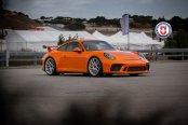 When Color Really Matters: Unique and Likable Orange Porsche 911
