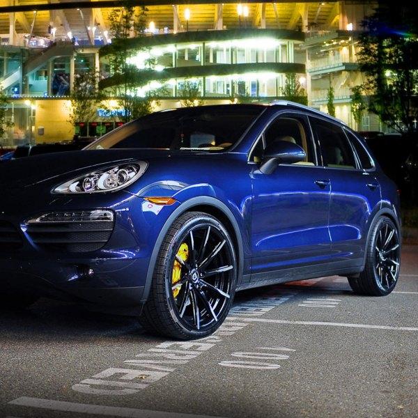 Porsche Suv: Images, Mods, Photos, Upgrades