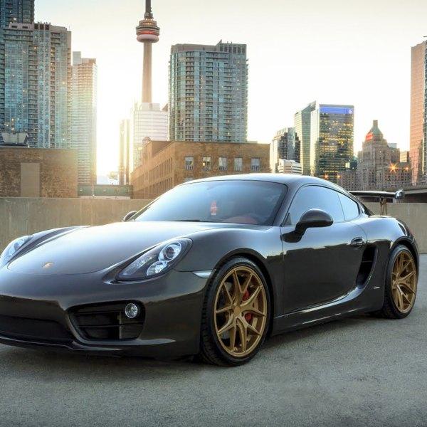 2012 Porsche Cayman Camshaft: Custom 2012 Porsche Cayman