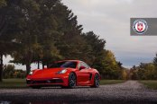 Epic Red Porsche Cayman Is Gorgeous to Look At