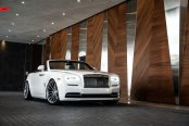 Engineering Excellence: Perfectly Neat Rolls Royce Dawn Convertible