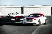 Rolls Royce Dawn Gets More Luxurious With Custom Body Paint