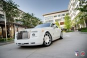 White Rolls Royce Phantom Reworked Inside and Out