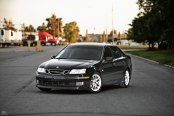 Proper Customization for Black Saab 9-3