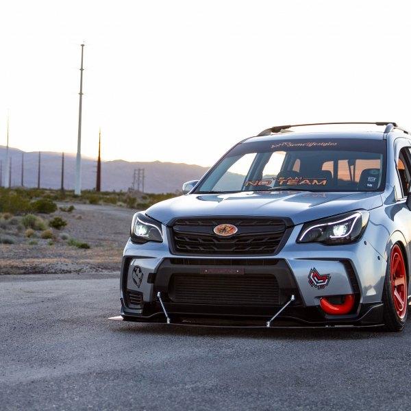 Custom 2017 Subaru Forester Photos