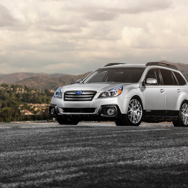 2012 Subaru Outback Suspension: Images, Mods, Photos, Upgrades