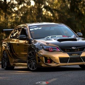 Custom 2013 Subaru WRX | Images, Mods, Photos, Upgrades ... |Portrait Mode Stanced Subaru Brz