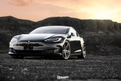 Black Ice: Customized Tesla Model S