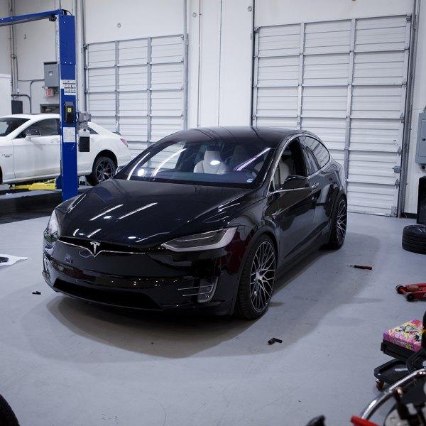 Custom 2017 Tesla Model X Images Mods Photos Upgrades Carid