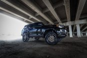 Lifted 4Runner On Off-road Wheels By Black Rhino with Mud Tires