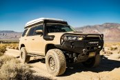 Toyota 4Runner Gone Wild with Aftermarket Off-Road Upgrades