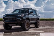 Custom Off-Road Wheels Transform Toyota Tacoma with Style
