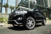 Quick, Athletic and Spacious Toyota Land Cruiser Receives Meaningful Updates