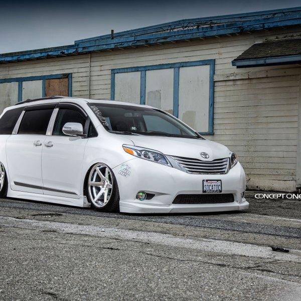 Toyota Awd Van: Images, Mods, Photos, Upgrades