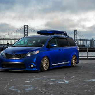 Custom 2015 Toyota Sienna | Images, Mods, Photos, Upgrades ...