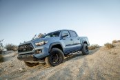Custom Off-Road Wheels Toyota Tacoma with Style