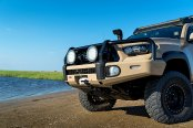 Trail-Ready Toyota Tacoma Equipped for Serious Outdoor Adventures