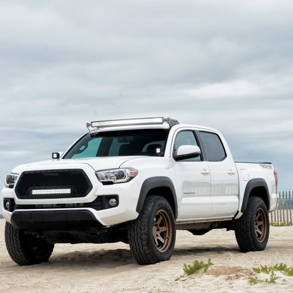 Custom Toyota Tacoma >> Custom Toyota Tacoma Images Mods Photos Upgrades Carid Com