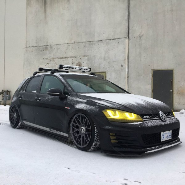 Custom 2018 Volkswagen Golf Gti Photos