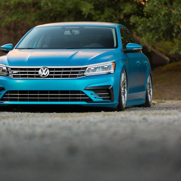 Custom 2017 Volkswagen Passat Images Mods Photos
